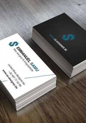 Showcase buisness card